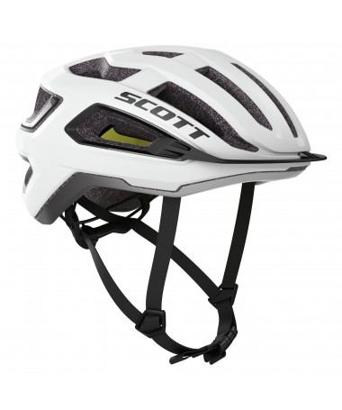 SCOTT CASQUE ARX PLUS (CE) WHITE/BLACK S