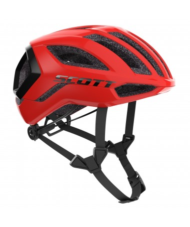 SCO HELMET CENTRIC PLUS (CE) FIERY RED M