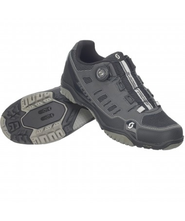 SCO SHOE SPORT CRUS-R BOA ANTHR/BLACK 43