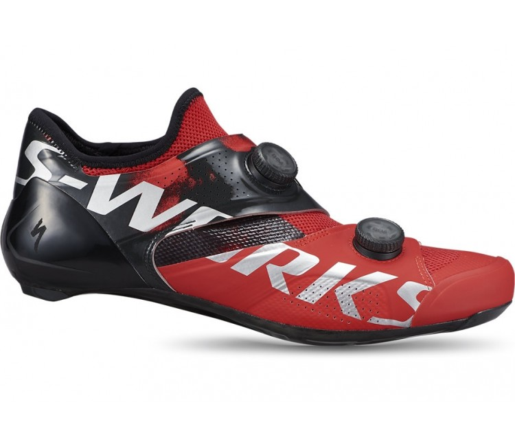 SW ARES RD SHOE RED 43