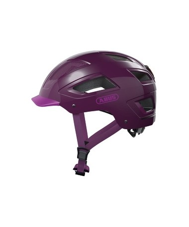 CASQUE ABUS HYBAN 2.0 CORE PURPLE T.M (52-58CM)