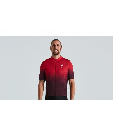 RBX COMP JERSEY SS BLK/RED L