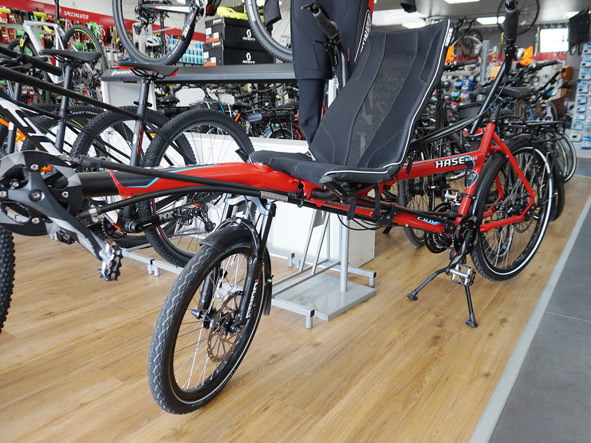 Vélo couché Cycles ZEN